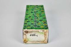 Bitossi 1960s Bitossi Rectangular Vase by Aldo Londi with Signature - 1687258