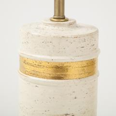 Bitossi Bitossi BirchTree 22kt Gold Band Glazed Lamps - 2079041
