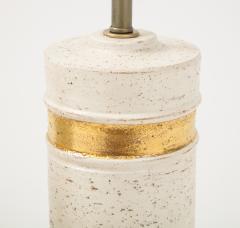 Bitossi Bitossi BirchTree 22kt Gold Band Glazed Lamps - 2079042