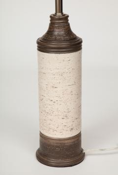 Bitossi Bitossi Brown Birch Tree Glazed Ceramic Lamps - 1035179