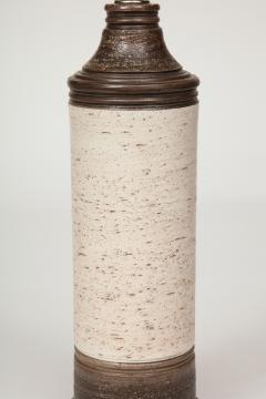 Bitossi Bitossi Brown Birch Tree Glazed Ceramic Lamps - 1035182