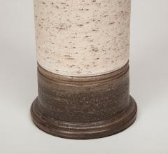 Bitossi Bitossi Brown Birch Tree Glazed Ceramic Lamps - 1035184