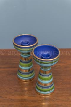 Bitossi Bitossi Ceramic Candlesticks - 1167920