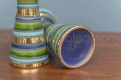 Bitossi Bitossi Ceramic Candlesticks - 1167923