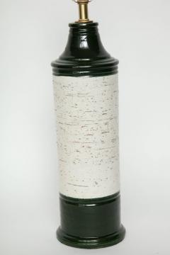 Bitossi Bitossi Emerald Birch Tree Glazed Lamps - 871114