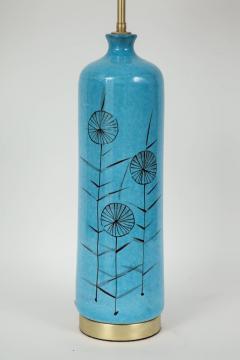 Bitossi Bitossi cerulean Blue Ceramic Lamps - 841971