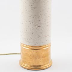 Bitossi Bitossi gold Birch lamp for Bergboms circa 1960s - 1053382