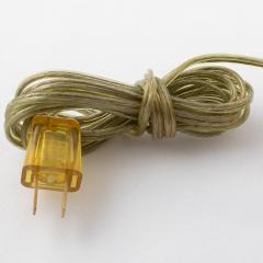Bitossi Bitossi gold Birch lamp for Bergboms circa 1960s - 1053391
