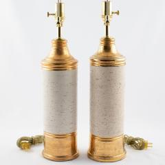Bitossi Bitossi gold Birch lamp for Bergboms circa 1960s - 1053392