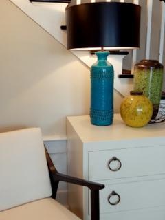 Bitossi Blue Bitossi Table Lamp - 1589705