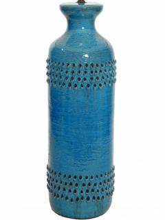 Bitossi Blue Bitossi Table Lamp - 1589711