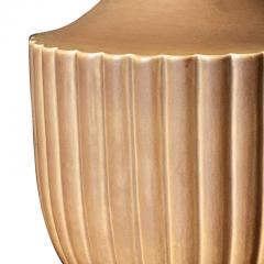 Bo Fajans Exceptional Neoclassically Inspired Art Deco Lam by Ewald Dahlskog - 1688449