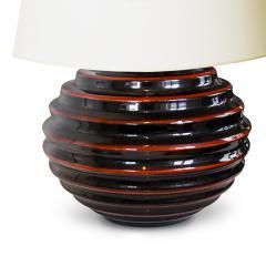 Bo Fajans Iconic Funkis Style Table Lamp by Ewald Dahlskog - 1504899