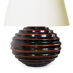 Bo Fajans Iconic Funkis Style Table Lamp by Ewald Dahlskog - 1504901