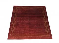 Boccara BOCCARA EXCLUSIVE MONOCHROME WOOL RUG BORDEAUX - 1063029