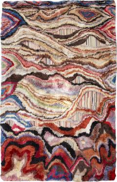 Boccara Boccara Hand Knotted Artistic Rug Amazonia  - 1000443