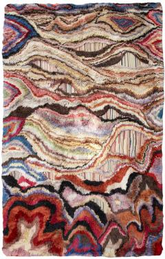 Boccara Boccara Hand Knotted Artistic Rug Amazonia  - 999484