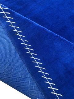 Boccara Boccara Limited Edition Artistic Rug Homage to Yves Klein - 1061510