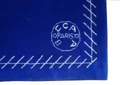 Boccara Boccara Limited Edition Artistic Rug Homage to Yves Klein - 1061514