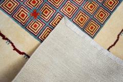 Boccara Boccara Limited Edition Artistic Wool Rug African Ethnic Design - 1041067