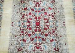Boccara Original Art Deco Wool Rug Designed by Paule Leleu circa 1940s - 1041088