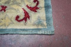 Boccara Original Art Deco Wool Rug Designed by Paule Leleu circa 1940s - 1041090