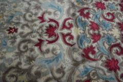 Boccara Original Art Deco Wool Rug Designed by Paule Leleu circa 1940s - 1041091