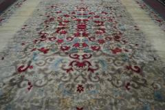 Boccara Original Art Deco Wool Rug Designed by Paule Leleu circa 1940s - 1041092