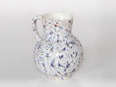 Boch Fr res Keramis Co Boch Fr res Glazed Ceramic Jug Belgium Late 19th Century - 877810