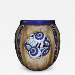 Boch Fr res Keramis Co Charles Catteau Vase - 1484139