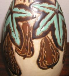 Boch Fr res Keramis Co Keramis Stoneware Vase - 1482832