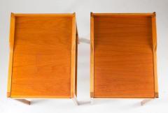 Bodafors Scandinavian Midcentury Bedside Tables by Bertil Fridhagen for Bodafors 1960s - 1690176