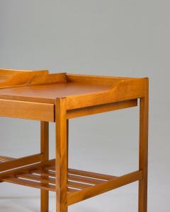 Bodafors Scandinavian Midcentury Bedside Tables by Bertil Fridhagen for Bodafors 1960s - 1690177