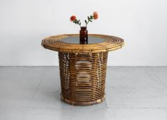 Bonacina BONACINA RATTAN TABLE - 1021127