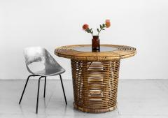 Bonacina BONACINA RATTAN TABLE - 1021128