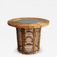 Bonacina BONACINA RATTAN TABLE - 1023401