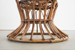 Bonacina ITALIAN RATTAN TABLE - 1964865