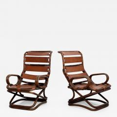 Bonacina LEATHER BONACINA CHAIRS - 1648158