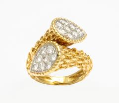 Boucheron Boucheron Gold Diamond Ring - 334889