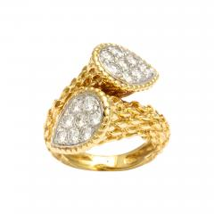 Boucheron Boucheron Gold Diamond Ring - 335322