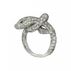 Boucheron Boucheron Snake Ring - 1105133