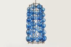Bourgeois Boheme Atelier Aqua Blue Opera Chandelier by Bourgeois Boheme Atelier - 474299