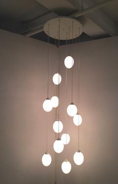 Bourgeois Boheme Atelier Belleville Chandelier White 12 Light Chandelier - 2090159
