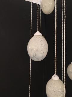 Bourgeois Boheme Atelier Belleville Chandelier White 12 Light Chandelier - 2090161