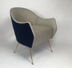 Bourgeois Boheme Atelier Pair of Briance Chairs Bi color by Bourgeois Boheme Atelier - 1064291