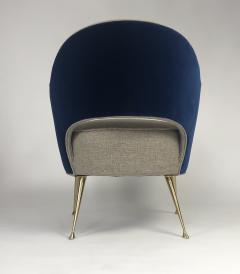 Bourgeois Boheme Atelier Pair of Briance Chairs Bi color by Bourgeois Boheme Atelier - 1064296