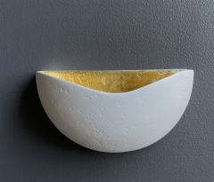 Bourgeois Boheme Atelier Pair of St Germain Sconces Gold Interiors - 2127836