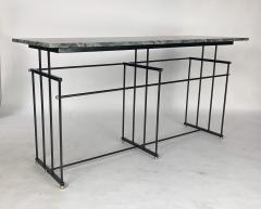 Bourgeois Boheme Atelier Plaissance Table Crystalized Marble Top - 1119383