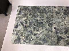 Bourgeois Boheme Atelier Plaissance Table Crystalized Marble Top - 1119386