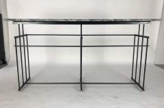Bourgeois Boheme Atelier Plaissance Table Crystalized Marble Top - 1119387